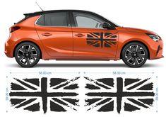 2X UK FLAG UNION JACK - CAR SIDE Sticker DECALS GRAPHICS Car Side, Uk Flag, Sidecar, Union Jack, Vinyl Decals, Graphics, Stickers, Vehicles, Graphic Design