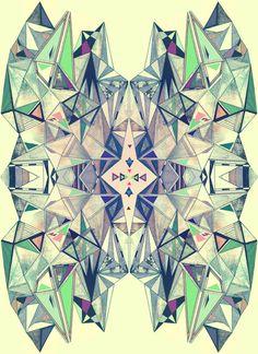 Kaleidoscope II Art Print