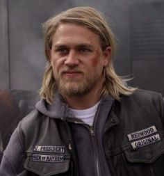 Jax teller / Charlie Hunnam / SOA / sons of anarchy / reaper crew