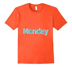 Monday #Mood T-Shirt. #Monday T Shirt for #Optimists and #Pessimists #People. This #Shirt is #Great to #Wear on Monday or any other #Day of the #Week. Do You #Charged #Batteries on the #Weekend or #Start #New Day and Week #Completely #Depleted? #Tee to Show Everyone This is #Special Time of the Week, Monday. When the #Sunday is #Over, There is Only Two #Choices. Start with Full #Positive #Energy or be #Grumpy and Need a lot of #Coffee…