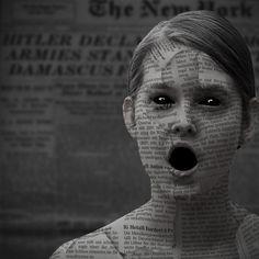 "500px / Photo ""Media generation"" by Anna 'Arrowlili' Irving"