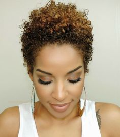 Short Hair Cuts Have A Very Special Place In Our Hearts - 30 Pixie And TWA Styles To Die For [Gallery]