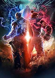Dark Scary Wallpapers Quality Graphics - New HD Pictures & Wallpapers Street Fighter Tekken, Ryu Street Fighter, Wallpaper Animes, Hd Wallpaper, Ninja Wallpaper, Tekken Wallpaper, Street Fighter Wallpaper, Street Fighter Characters, Mortal Kombat Art