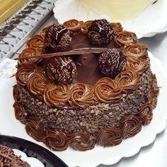 Torta de Brigadeiro #tortaspolos