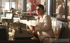 Castle' '70s episode First Look: Nathan Fillion's grooviest look ...