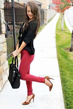 Such a great outfit! #ootd #bloggers
