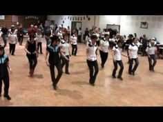 CRAZY FOOT MAMBO Line Dance -several people lost in this group but i love the dance