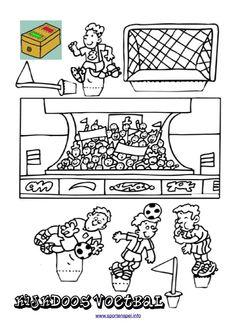 Kijkdoos voetbal