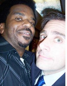 Craig Robinson Darryl Philbin The Office theoffice funny Steve Carell Best Of The Office, The Office Show, The Office Ryan, Michael Scott The Office, Office Cast, Office Memes, Office Quotes, Office Wallpaper, Office Pictures