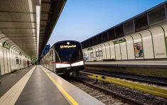 Wien: U4 fährt ab 27. August wieder nach Heiligenstadt Underground Tube, Metro Subway, U Bahn, Vienna, Trains, Europe, City, Messages, Cities