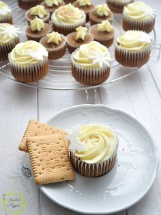 Mocha Dulce de Leche Cupcakes