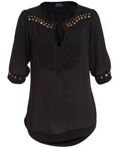 Rodeo Stud Shirt - Bardot