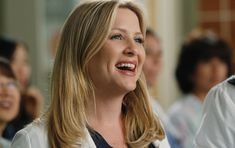 Why so much hatred towards Arizona? #GreysAnatomy #greys #arizonarobbins
