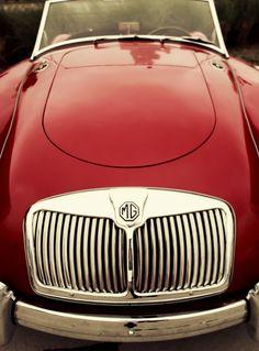 dream car. MG MGA 1600