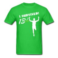 Celebrate your VICTORY over the Half Marathon with this wonderfully FUN T-Shirt by GiT FIT! We specialize in Unique T-Shirts for Runners, Lifters, and MORE! And right now we're having a 15% OFF sale! It's all about Fitness, Fun, and it's kind of a Big Deal... Use Coupon Code: BIGDEAL15 upon checkout for your discount! :)