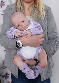 Francine by Joanna Kazmierczak - Online Store - City of Reborn Angels Supplier of Reborn Doll Kits and Supplies