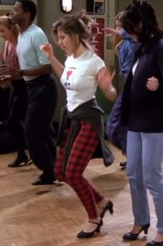 """Checked trousers 