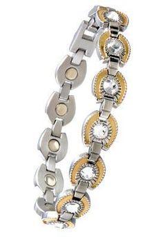 Day 11 - Lady Gem Gold Horseshoe - #216 - Was £54.08 Now slashed to £24.34  www.sabona.co.uk/lady-gem-gold-horseshoe-216-c2x17995594