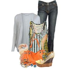 """Balmain Multicolored Tank Top"" by brendariley-1 on Polyvore"