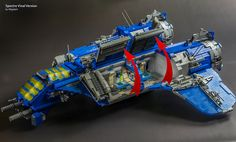 Stunning LEGO spaceship is a new classic