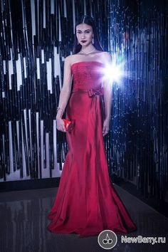 Sandro, Strapless Dress Formal, Formal Dresses, Party Dresses, Frocks, Ruffles, Ideias Fashion, Ball Gowns, Evening Dresses