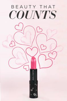 Love finds a way, in times and places when it seems love is nowhere to be found. To capture this spirit, Mary Kay created a limited-edition† heart-embossed version of our creme lipstick in a soft shade of pink called Hearts Together. Click to join us in an undeniable force of change!