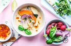 Thai-Style Erdnuss-Kokos-Suppe-7