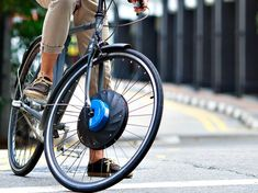 Convert any Bike into an Electric Bike with UrbanX - GetdatGadget