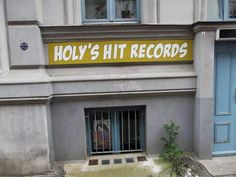 Holy's hit records ;) Berlin, Germany
