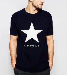 2d1ac04c 2019 summer David Bowie black star men t shirts cotton high quality  streetwear casual hipster tops tees brand t-shirt