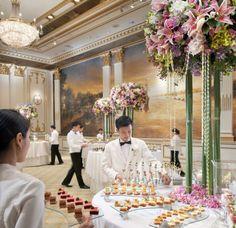 Espacios para bodas en Manila | Hotel Mandarin Oriental de Manila