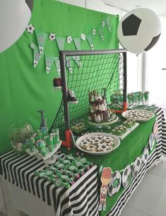 Birthday cake boys soccer 29 ideas for 2019 Messi Birthday, Soccer Birthday Cakes, Birthday Games For Kids, Soccer Party, Birthday Cards For Men, Birthday Diy, Soccer Cakes, 50th Wedding Anniversary Decorations, Diy Birthday Decorations