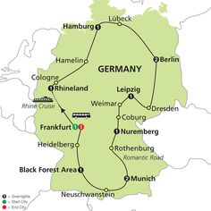 Tours of Germany With Berlin, Munich & More - Cosmos®