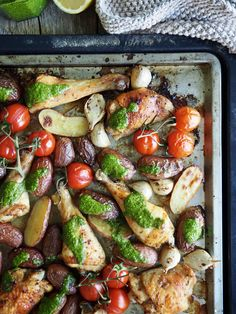 Pesto, Sausage, Food, Red Peppers, Sausages, Essen, Meals, Yemek, Eten