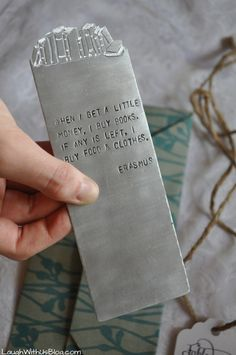 Looking for the perfect gift? Whether it's for that person who has everything or someone special who you want to surprise with something extra meaningful, you have to take a look at Fabled Treasures handcrafted stories in metal! (review)