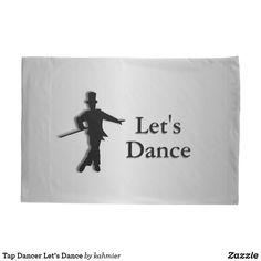 Tap Dancer Let's Dan