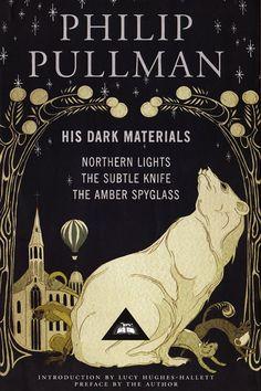 'His Dark Materials' by Philip Pullman - HarpersBAZAAR.com