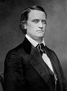 John C. Breckinridge, Former Vice-President and Confederate general