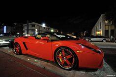 lil waynes Lamborghini Gallardo Spyder
