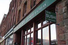 Ta-Ke Sushi Chap Chae, Veggie Tempura, Rainbow Roll, Whitefish Bay, Sushi Lunch, Veggie Platters, Lunch Specials, Sushi Restaurants, Photos