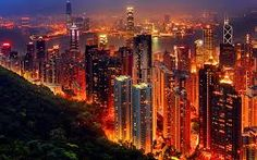 Hong Kong is a beautiful place in China. It lies in between the the Pearl River Delta, which located on the coastal line of the country China.