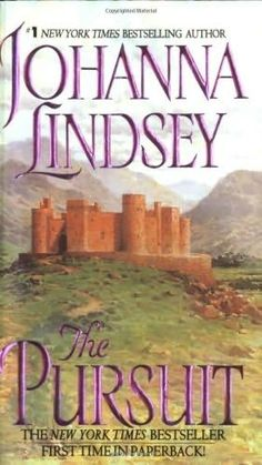 The Pursuit by Johanna Lindsey + (Book 3 of the Sherring Cross Series)