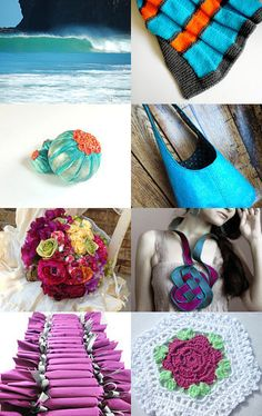 Gorgeous handmade items