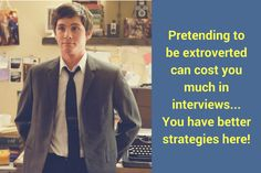 If you're an introvert like me, you probably find interviews nerve-wracking, frustrating, or even torturous.