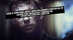 Because he was so good! #SupernaturalConfessions