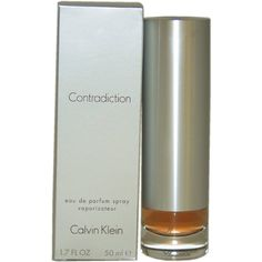 CONTRADICTION For Women By CALVIN KLEIN Eau de Parfum Spray    Price: $23.19