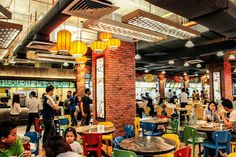 Ipoh Parade's new food court