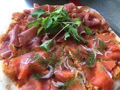 Salmon 'n' Parma ham  🇮🇹 SPECIALE 🇮🇹