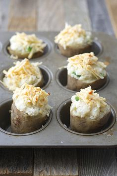 Chipotle Gouda and Jalapeño Twice Baked Potato! The perfect, spicy ...