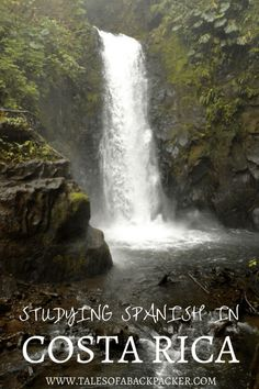 Taking Spanish classes in Central America is a great way to learn as you travel! Read about Tasha's experience learning Spanish in San Jose Costa Rica Puntarenas, Study Spanish, Learning Spanish, San Jose Costa Rica, South America Travel, North America, Travel Guides, Travel Tips, Travel Couple